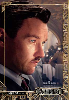 The Great Gatsby 3D - 27 x 40 Movie Poster - Style F