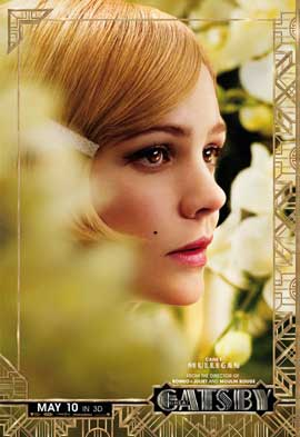 The Great Gatsby 3D - 11 x 17 Movie Poster - Style K