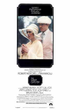 Great Gatsby, The - 11 x 17 Movie Poster - Style B
