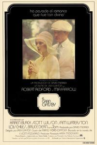 Great Gatsby, The - 11 x 17 Movie Poster - Spanish Style A