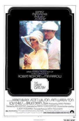 Great Gatsby, The - 11 x 17 Movie Poster - Style A