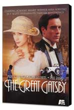 The Great Gatsby - 11 x 17 Movie Poster - Style A - Museum Wrapped Canvas