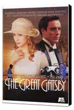 The Great Gatsby - 27 x 40 Movie Poster - Style A - Museum Wrapped Canvas