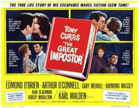 Great Impostor - 11 x 14 Movie Poster - Style B
