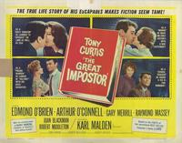 Great Impostor - 22 x 28 Movie Poster - Half Sheet Style A