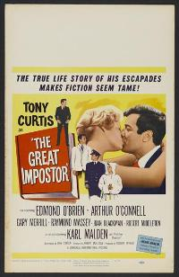 The Great Impostor - 11 x 17 Movie Poster - Style A