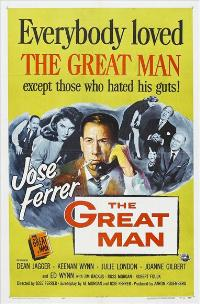 The Great Man - 11 x 17 Movie Poster - Style A