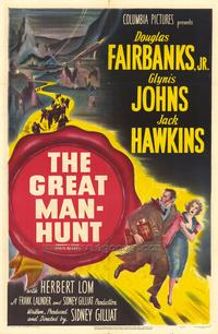 The Great Manhunt - 27 x 40 Movie Poster - Style A