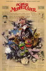 The Great Muppet Caper - 11 x 17 Movie Poster - Style A