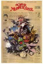 The Great Muppet Caper - 27 x 40 Movie Poster - Style A