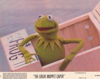 The Great Muppet Caper - 11 x 14 Movie Poster - Style A