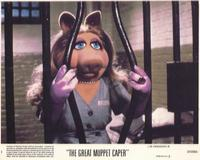 The Great Muppet Caper - 11 x 14 Movie Poster - Style C