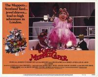 The Great Muppet Caper - 11 x 14 Movie Poster - Style E