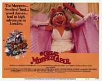 The Great Muppet Caper - 11 x 14 Movie Poster - Style H