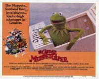 The Great Muppet Caper - 11 x 14 Movie Poster - Style I