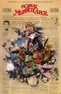 The Great Muppet Caper - 11 x 17 Movie Poster - Style A - Museum Wrapped Canvas