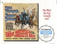 The Great Northfield Minnesota Raid - 11 x 14 Movie Poster - Style A