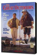 The Great Outdoors - 27 x 40 Movie Poster - Style A - Museum Wrapped Canvas