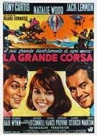 The Great Race - 27 x 40 Movie Poster - Italian Style A