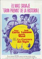 The Great Race - 27 x 40 Movie Poster - Spanish Style A