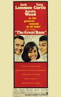 The Great Race - 11 x 17 Movie Poster - Style A