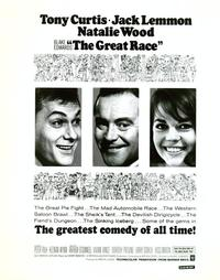 The Great Race - 8 x 10 B&W Photo #18