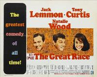 The Great Race - 30 x 40 Movie Poster UK - Style B