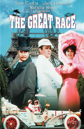 The Great Race - 11 x 17 Movie Poster - Style C