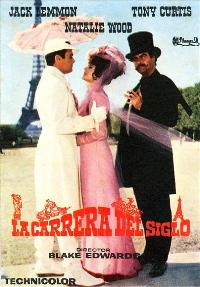 The Great Race - 11 x 17 Movie Poster - Spanish Style A