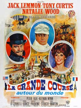 The Great Race - 11 x 17 Movie Poster - French Style B