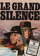 Great Silence, The - 11 x 17 Movie Poster - French Style A