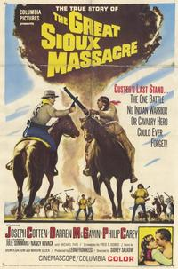 The Great Sioux Massacre - 11 x 17 Movie Poster - Style A