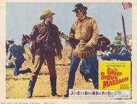 The Great Sioux Massacre - 11 x 14 Movie Poster - Style E