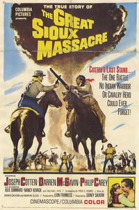 The Great Sioux Massacre - 27 x 40 Movie Poster - Style A