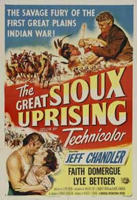The Great Sioux Uprising - 11 x 17 Movie Poster - Style A