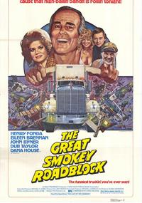The Great Smokey Roadblock - 27 x 40 Movie Poster - Style A