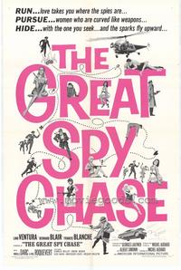 Great Spy Chase - 11 x 17 Movie Poster - Style A