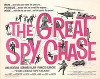 Great Spy Chase - 11 x 14 Movie Poster - Style A