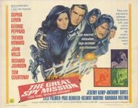 Great Spy Mission - 11 x 14 Movie Poster - Style A