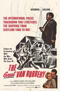 Great Van Robbery - 11 x 17 Movie Poster - Style A