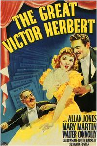 The Great Victor Herbet - 43 x 62 Movie Poster - Bus Shelter Style A
