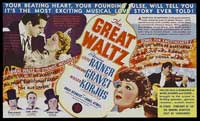 Great Waltz, The - 11 x 14 Movie Poster - Style A