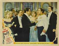 Great Waltz, The - 11 x 14 Movie Poster - Style E