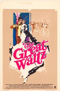 The Great Waltz - 11 x 17 Movie Poster - Belgian Style A