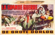 The Great War - 11 x 17 Movie Poster - Belgian Style A