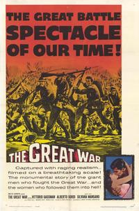 The Great War - 11 x 17 Movie Poster - Style A