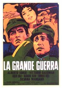 The Great War - 11 x 17 Movie Poster - Italian Style A