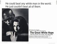The Great White Hope - 11 x 14 Movie Poster - Style A