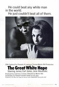 The Great White Hope - 27 x 40 Movie Poster - Style A