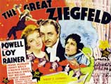 The Great Ziegfeld - 11 x 14 Movie Poster - Style A